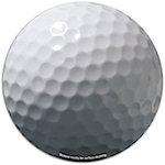 Car Sign Golf Ball Magnets